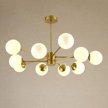 Moderne Kronleuchter Beleuchtung LED Gold Kronleuchter Eisen lustre de teto Innen Lampen Lüster Para Sala De Jantar Wohnzimmer D402