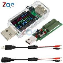14 in 1 Tester USB DC Power Meter Digital Voltmetro Voltimetro Voltmetro Accumulatori E Caricabatterie Di Riserva Wattmetro Tensione Tester Medico Rivelatore