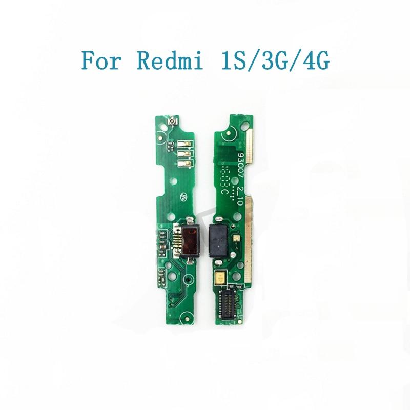 50 قطعة/الوحدة ذيل سلك شاحن ميناء مجلس USB ميناء حوض شحن المكونات موصل الكابلات المرنة استبدال ل Xiaomi Redmi 1S/3G/4G