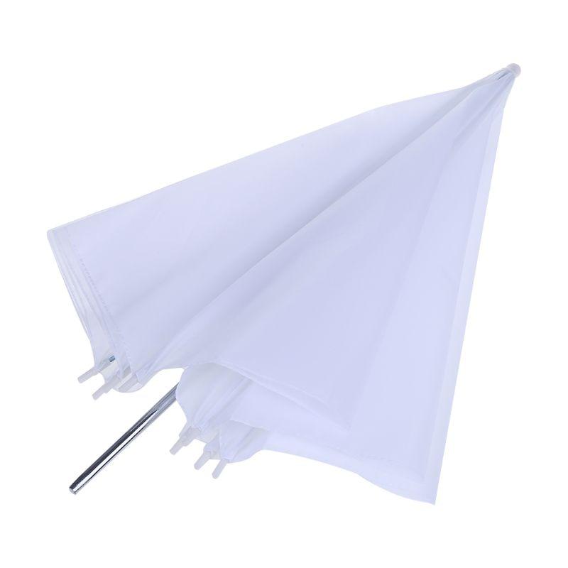 Photo Standard Flash Diffuser Translucent Soft Light Umbrella 33