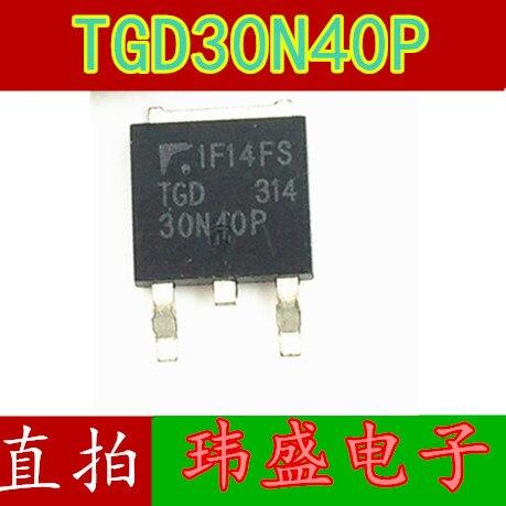 10pcs TGD30N40P 30N40P PARA-252