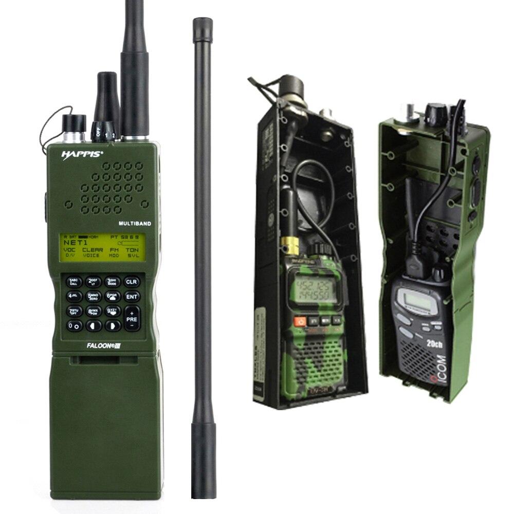 PRC-152 Radio Dummy Radio Fall Keine Funktion Fit UV-3R Talkie Walkie Z Taktische Fall EINE/PRC 152 Radio Fall & Radio Pouch Tasche