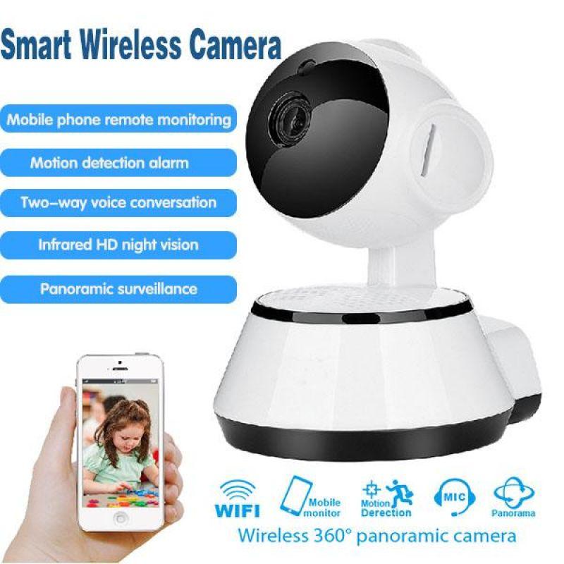 أمن الوطن كاميرا IP اللاسلكية الذكية واي فاي كاميرا واي فاي الصوت سجل مراقبة مراقبة الطفل HD كاميرا تلفزيونات الدوائر المغلقة الصغيرة