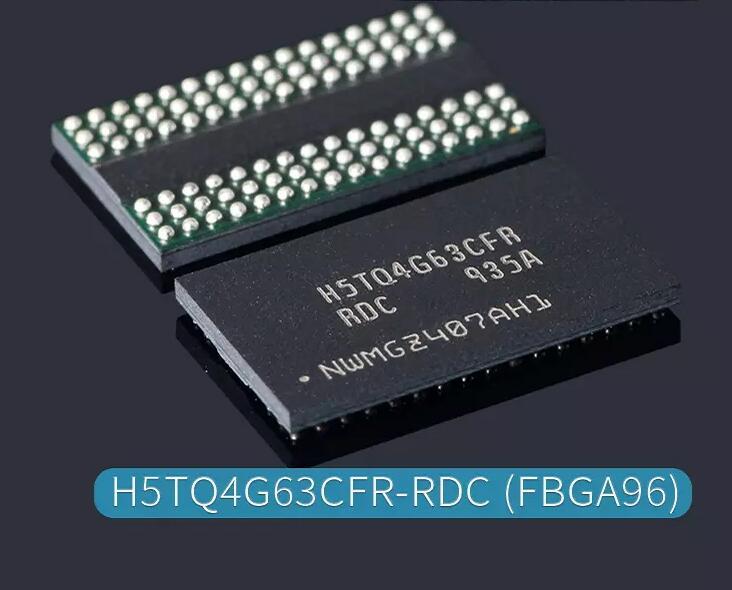 1Pcs H5TQ4G63CFR-RDC