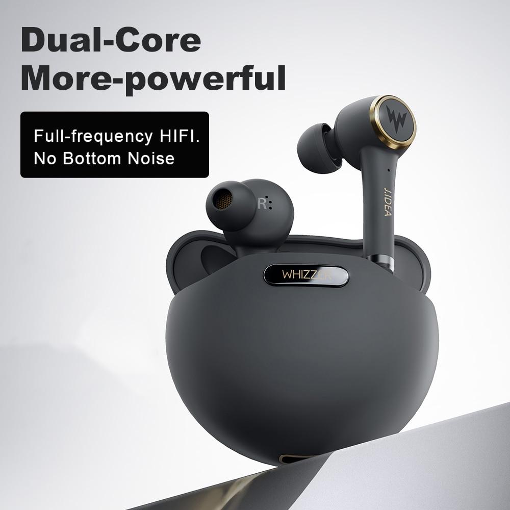 Earphone Bluetooth HIFI Stero Sound Quality Advanced Wireless Headphones Intelligent Call Noise Reduction Headset Gamer наушники enlarge