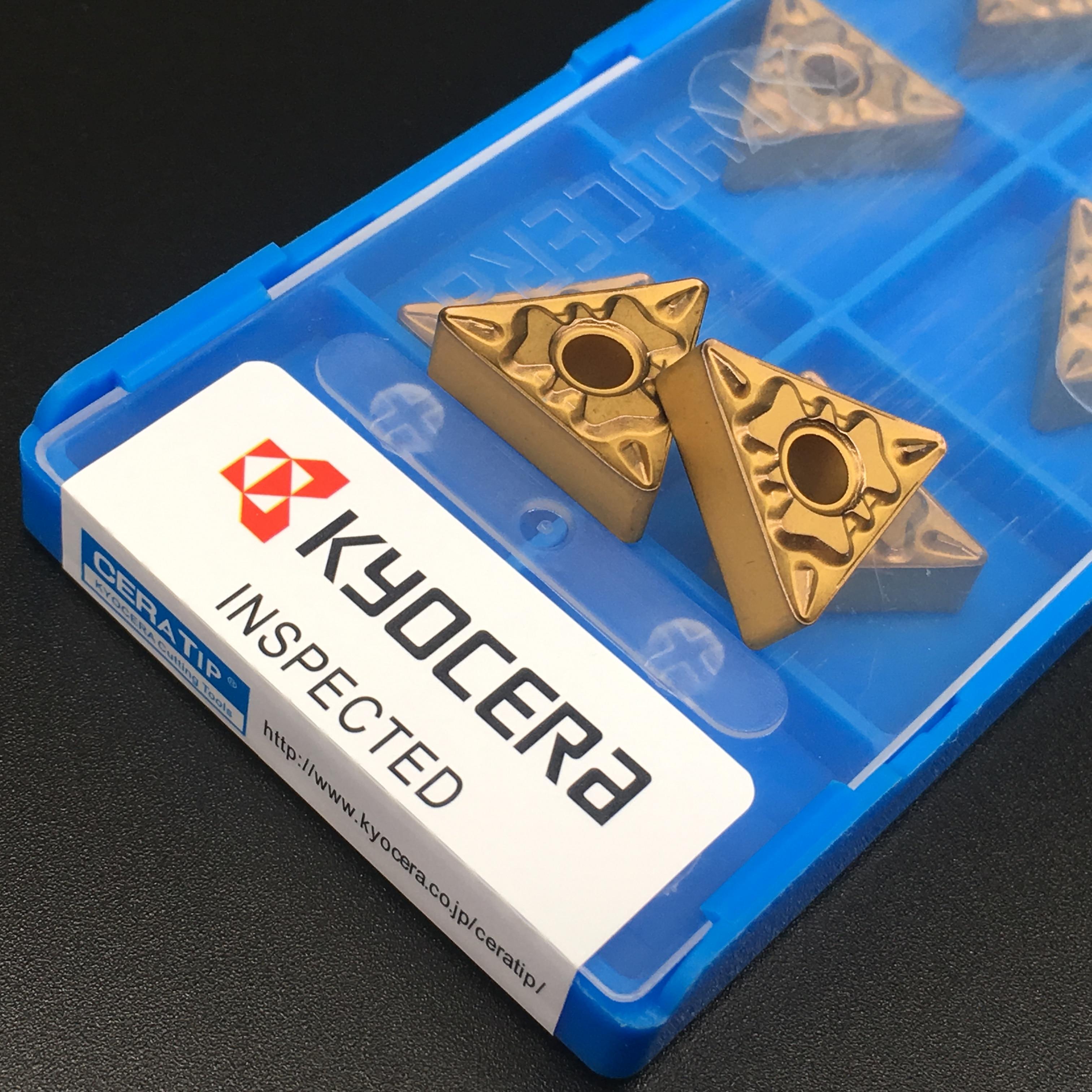 100% originales 10 Uds TNMG160408 HQ CA5525 piezas de acero de alta calidad insertos de carburo herramientas de torneado exterior CNC herramientas de torno