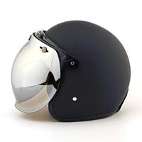 retro motorcycle helmet vintage bubble lens jet pilot helmet visor scooter moto helmets bubble visor goggles glasses