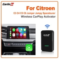 carlinkit 3 0 wireless carplay adapter for citroen c3 c4 c5 c6 aircross berlingo multispace jumper jumpy spacetourer berlingo