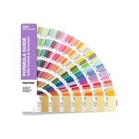 2020 new pantone color card international standard added 294 color c card u card gp1601a supl