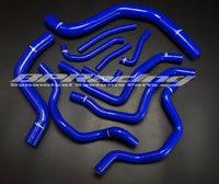 Silicone Radiator Heater Hose / Coolant Hose for MITSUBISHI LANCER EVO 7 8 CT9A blue