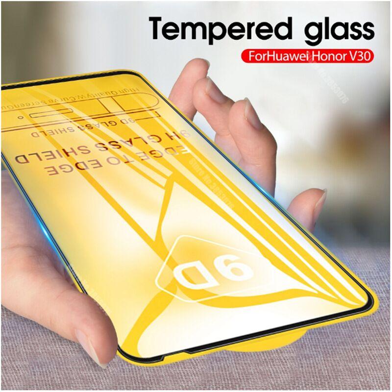 Защитное стекло 9D для Xiaomi Mi 8 9 SE A2 Lite, пленка из закаленного стекла с закругленными кромками, 3 шт./лот, Redmi 8, 7, 7A, 6, 6A, Note 8 Pro