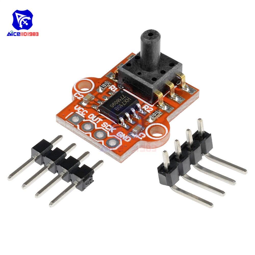 Digitale Luftdruck Sensor Modul 0- 40KPa Wasserstand Controller Board für Arduino Flüssigkeit Fluss Sensor Modul HX710B
