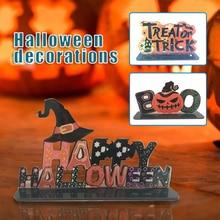 Halloween Decorations Home Holiday Pumpkin Decoration Supplies Pumpkin Scene Layout Household Orname
