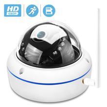 HD1080P Vandalismebestendig Ip Camera Wifi Sd Card Slot 64Gb Motion Ai Detecteren Alert Dome 2MP Audio Beveiliging cctv Camera Onvif P2P Icsee