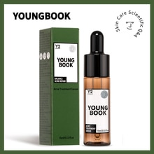 YOUNGBOOK Acne Treatment Face Serum Effective Acne Removal Fade Acne Spots Oil Control Shrink Pores