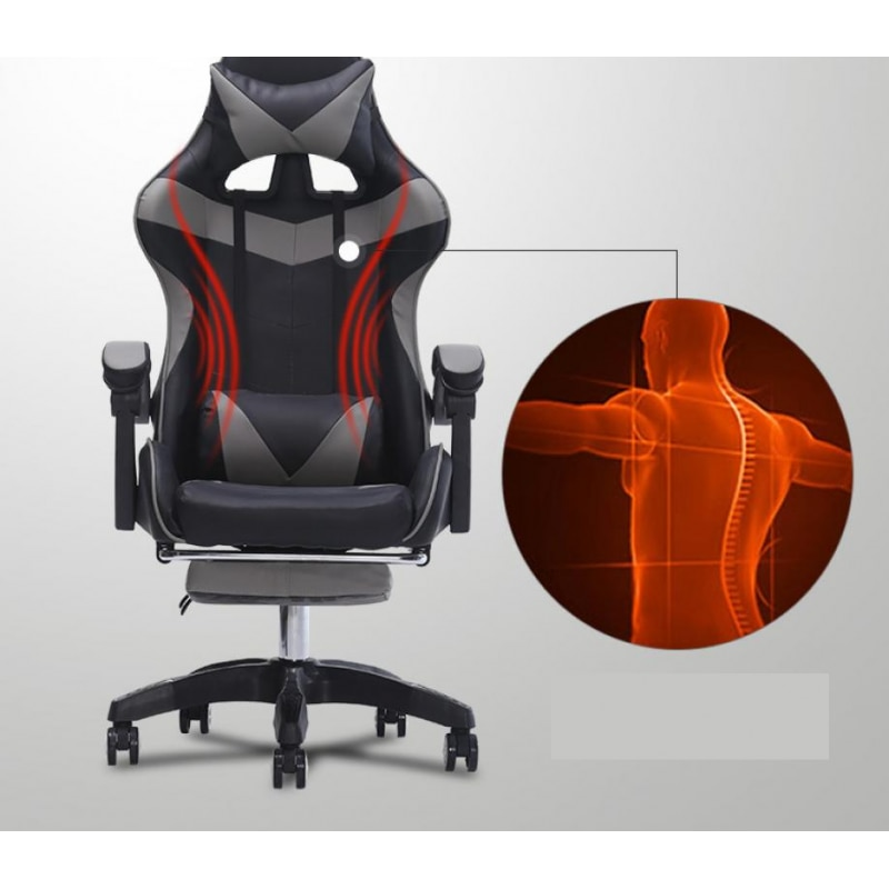 High-Quality Leather Office Chair Esports Gaming Chair Internet Cafes WCG Computer Chair Comfortable Lying Household Chair high quality electronic sports chair home office computer chair multifunctional wcg internet game sports seat