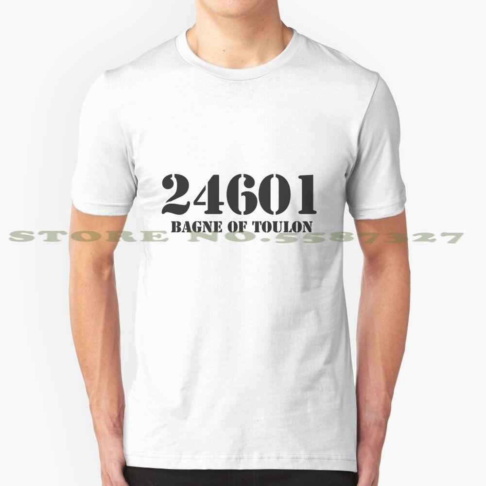 24601 Модные Винтажные футболки Les Miserables Miz Broadway Music Tony Hugo Book 24601 Париж Франция Jean Valjean Javert