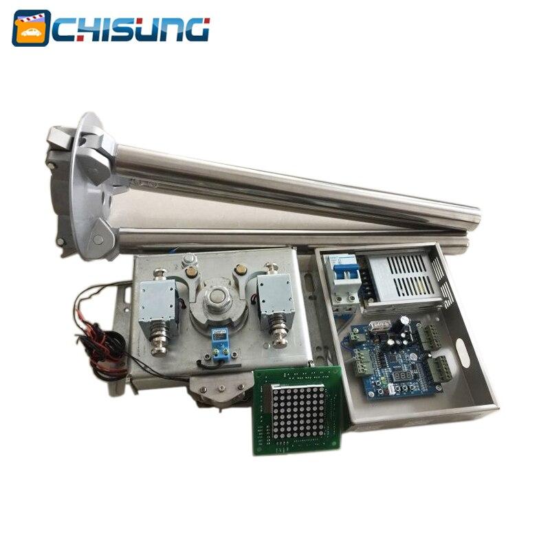 Solenoide de fábrica de alta calidad y estructura electromagnética mecanismo de puerta torniquete semiautomático núcleo de puerta torniquete con 3 brazos