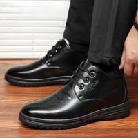 men mens winter shoes fashion snow boots shoes plus size winter sneakers ankle men shoes winter boots black blue footwear ad 84
