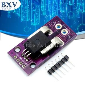 Hall Current Sensor CJMCU-758 ACS758LCB-050B-PFF-T Linear Current Sensor Module BXV