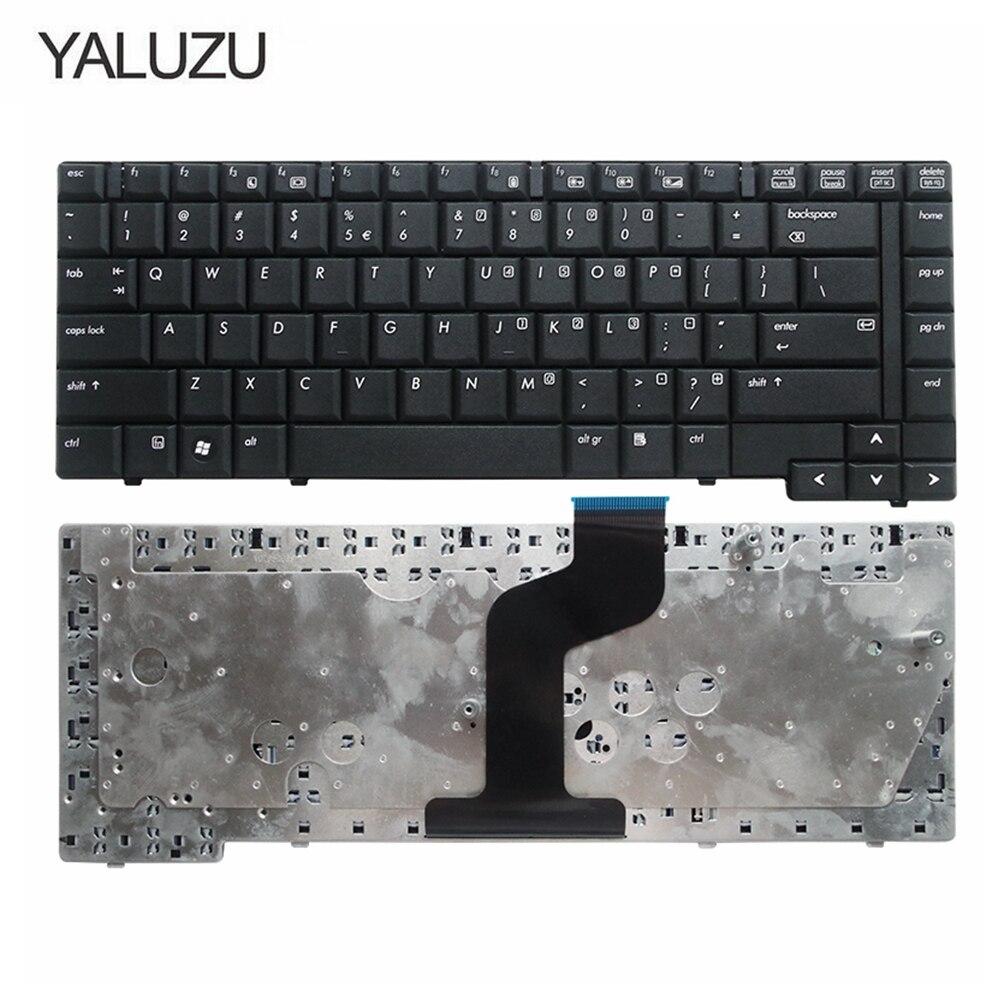 تصميم لوحة مفاتيح الولايات المتحدة الجديدة ل HP لكومباك 6730b 6735b 6037B0026101 الإنجليزية