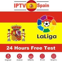 Espagne IPTV abonnement iptv m3u portugal allemagne pays-bas belgique italie canada chaud XXX pour Android TV Box Smart TV Test gratuit