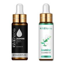 10ML Jasmine Essential Oils For Aromatherapy Diffusers Massage Fragrances Oil Improve Skin Pure Natu