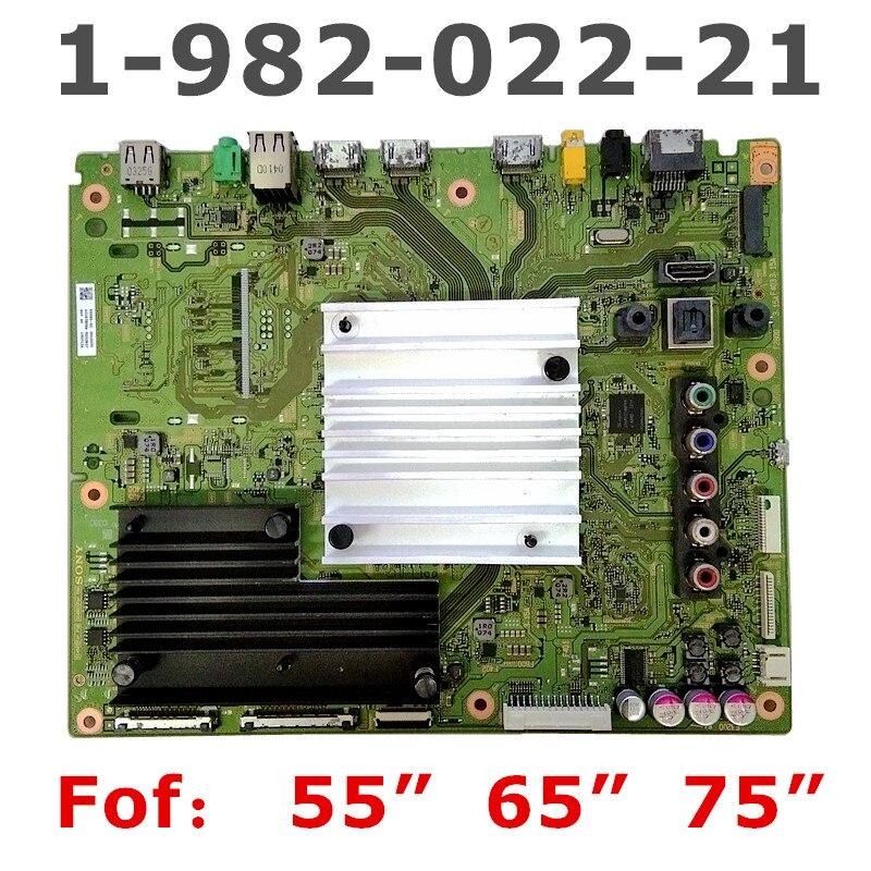 Fof Sony KD-65X8500E KD-55X9000E KD-75X8566EE motherboard 1-982-022-21