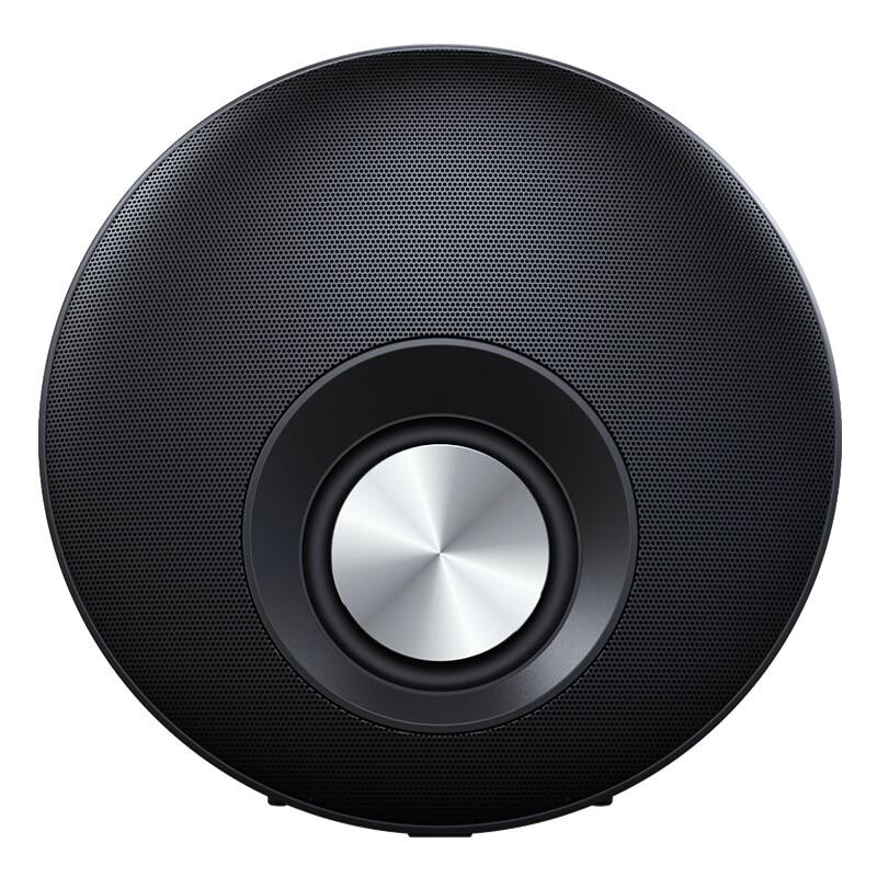 Dish Type Wireless Speaker Subwoofer Bluetooth Call Stereo Desktop Sound FM Radio Card MP3 Player AUX Input Music Player Machine enlarge