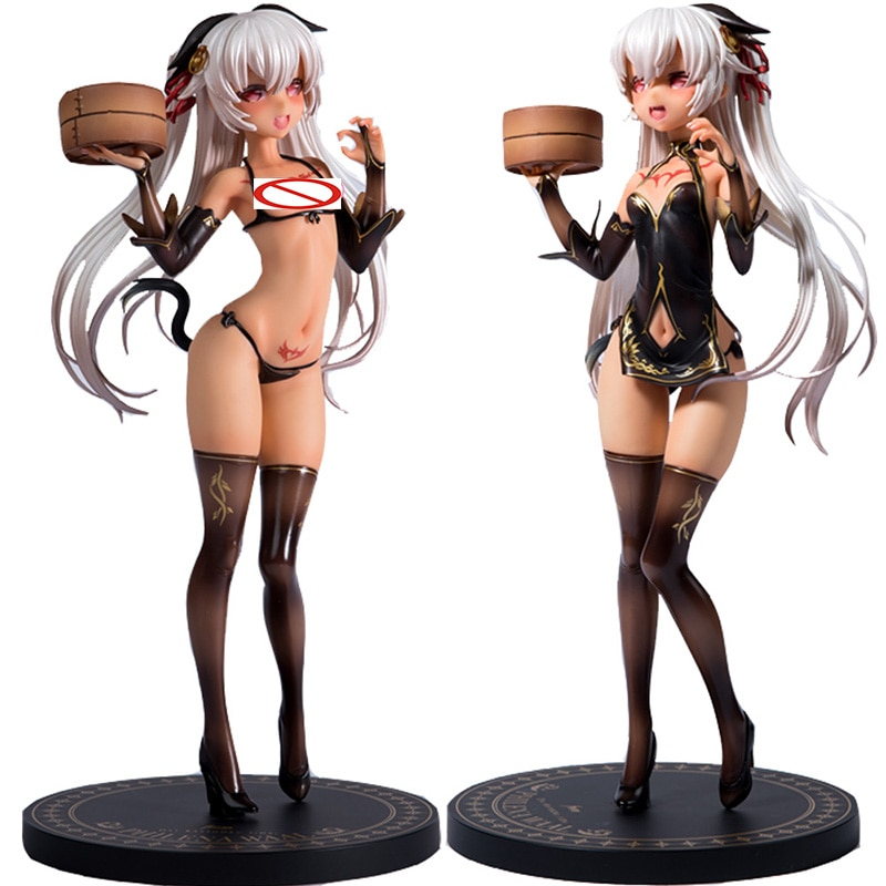 Japan Anime AMAKUNI Philena Waal PVC Action Figure Toy Hobby Anime Sexy Girl Figure Collectible Model Toys Doll Gift
