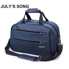 JULYS SONG voyage affaires sac Portable grande capacité bagages valise en plein air avion rangement organisateur hommes femmes utiliser