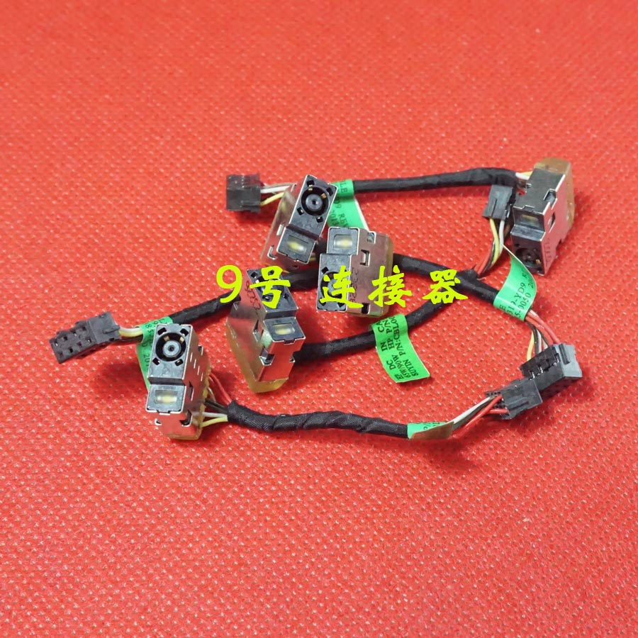 DC Power Jack with cable For HP 14-F 14-F023CL 14-F020US 14-F027CL laptop DC-IN Flex Cable 719319-YD