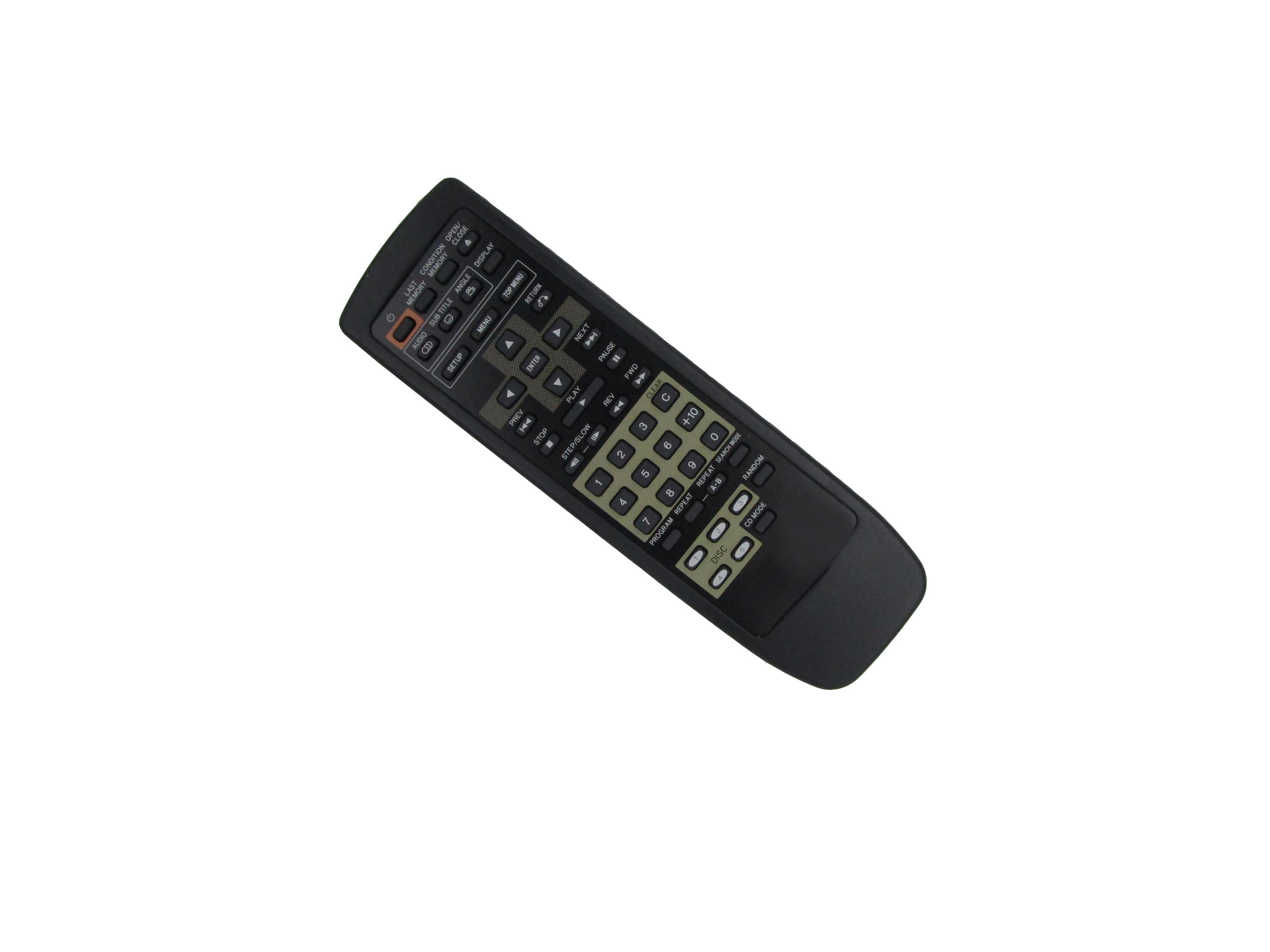 Mando a distancia para Pioneer CU-DV030, VXX2609, DVL-919 CU-DV051, VXX2625, CU-DV034, DVL-91, VXX2524, CD, reproductor cambiador de DVD