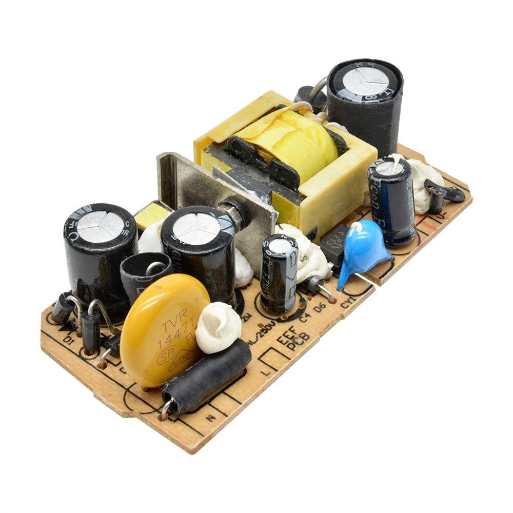 AC-DC 12V 1A 1000MA/1.2A 1200MA fuente de alimentación de conmutación placa de circuito regulador de voltaje CC módulo para Monitor 110V 220V