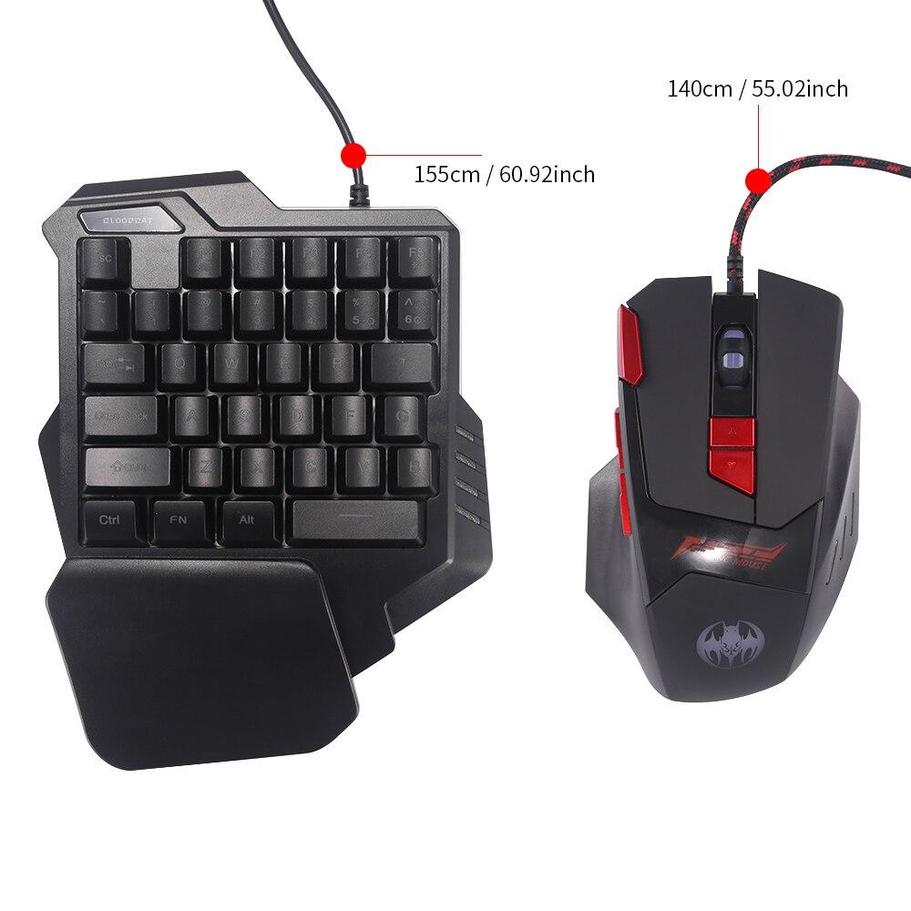 Conversor combinado de teclado y ratón integrado para PC, Nintendo Switch, Xbox...