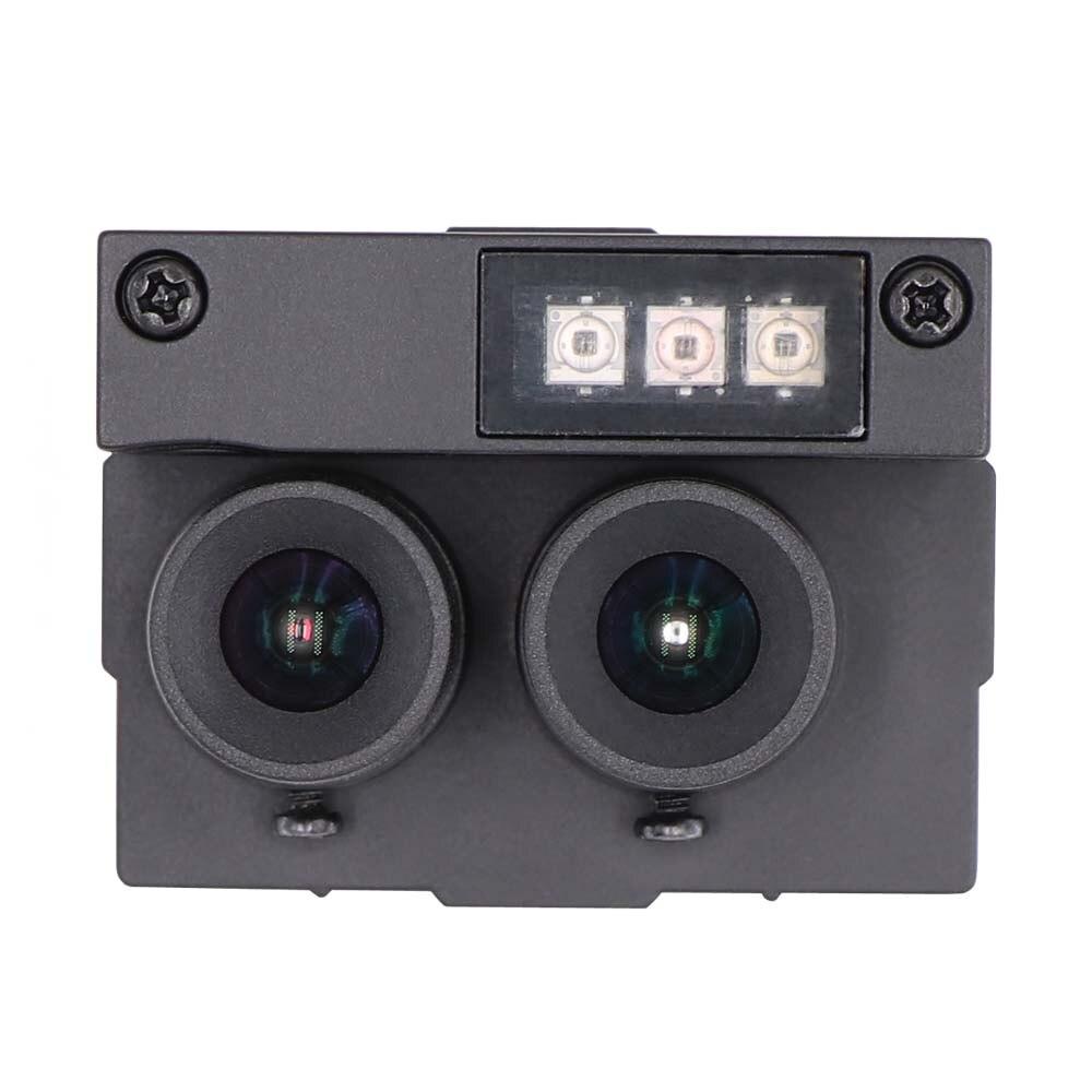 Synchronisation 2MP 1080P IR Tag Nacht Vision Stereo Webcam UVC Dual Objektiv USB Kamera für Gesicht Anerkennung Biopsie Erkennung 3D VR