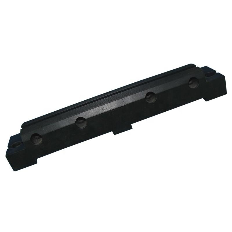 Horizontal packaging machine parts Cutter cutting blade Sealing Jaw heat seal jaw bar