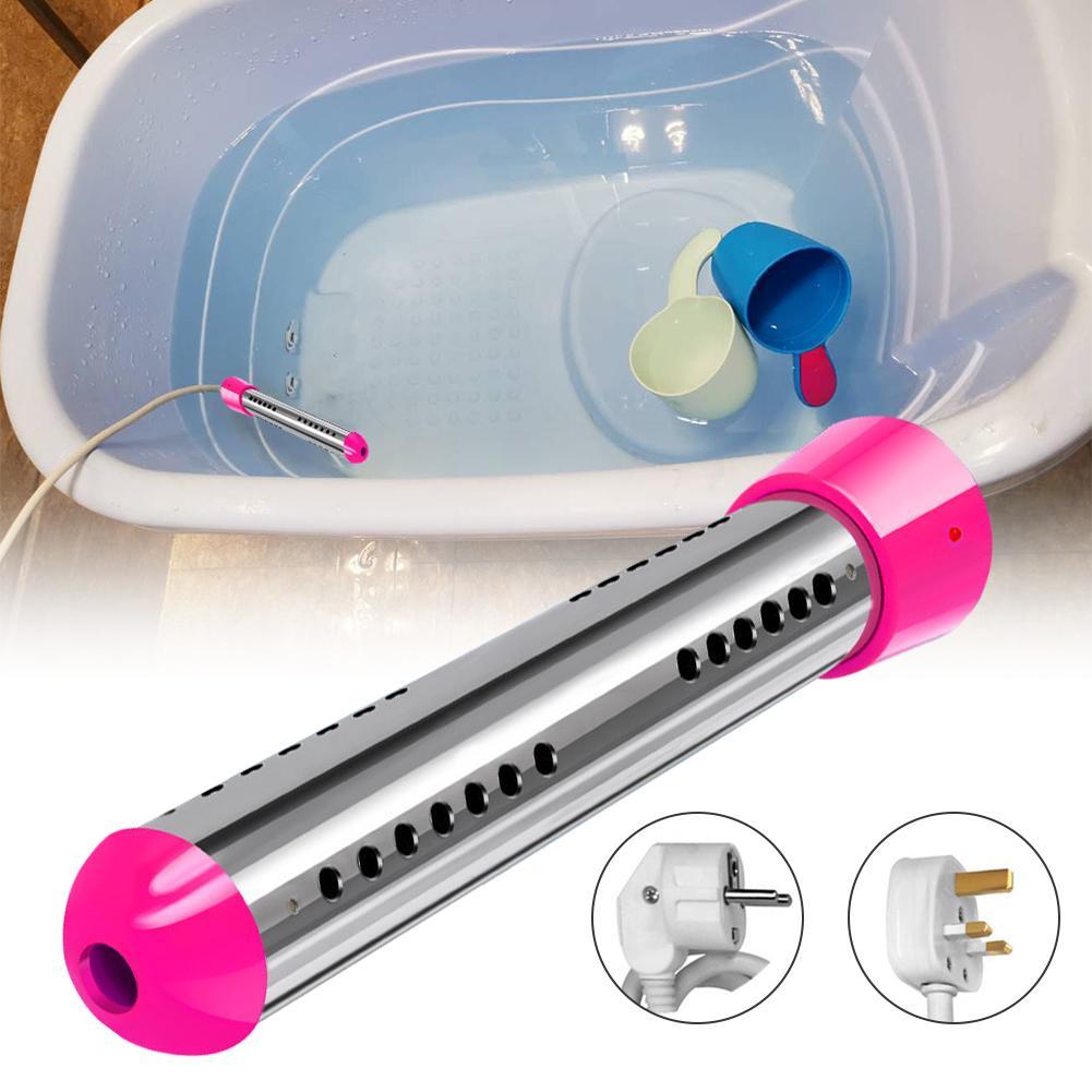 220V 3000W плавающий Электрический нагреватель для котловой воды Отопление Электрический погружной водонагреватель отопительный автоматичес...