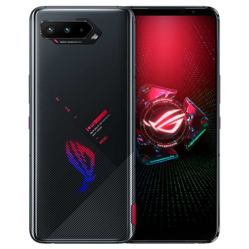 Global Version Asus ROG 5 5G  Snapdragon 888 Gaming Phone 6.78