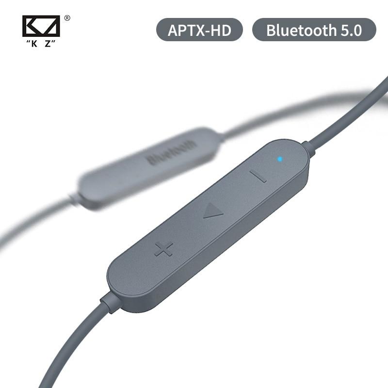 KZ بلوتوث Aptx HD CSR8675 وحدة سماعة 5.0 اللاسلكية ترقية كابل ينطبق ZAXASXZSTZSNProZS10Pro/AS16/ZSX