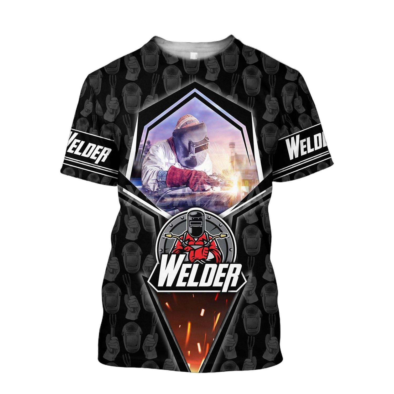 Camiseta de moda de verano para hombres y mujeres de camisa de...