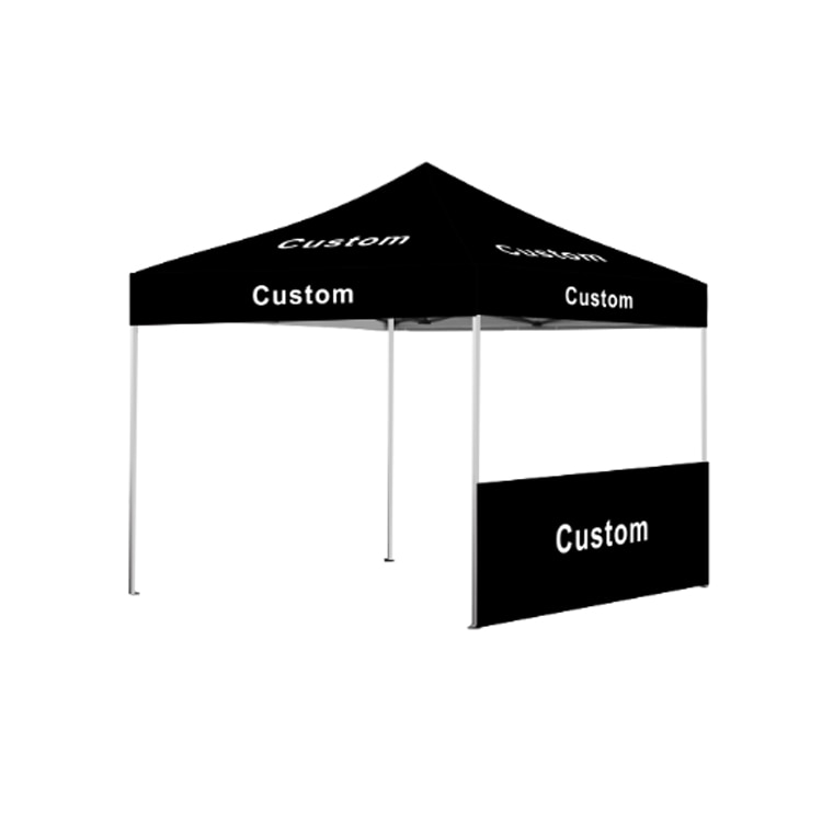 Morning custom  3*3m canopy tent outdoor display advertising foldable tent