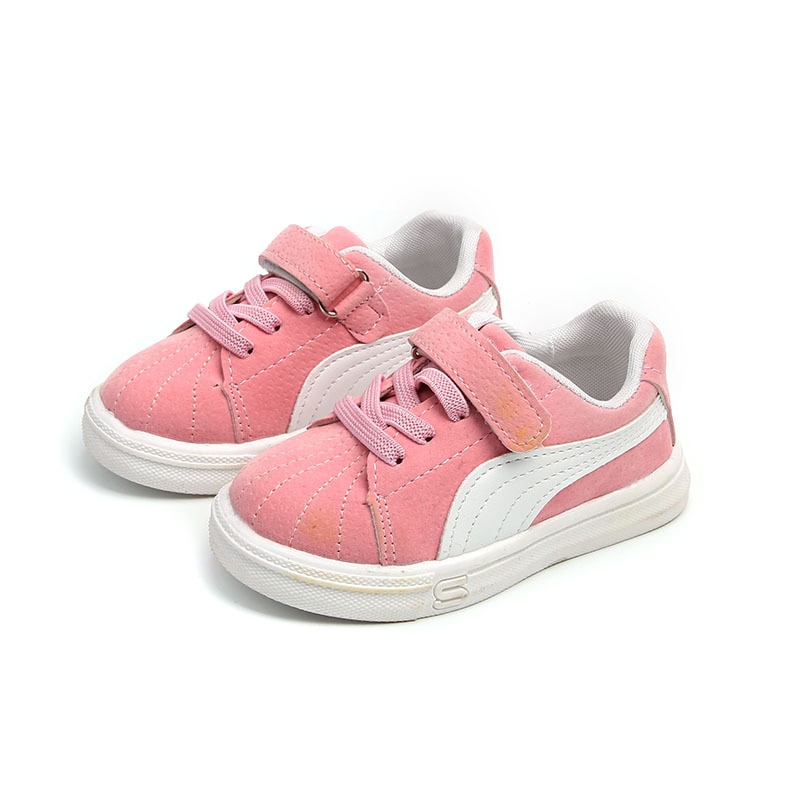 Spring New Childrens Sport Shoes Girls Casual Boys All-match Sports Breathable Student