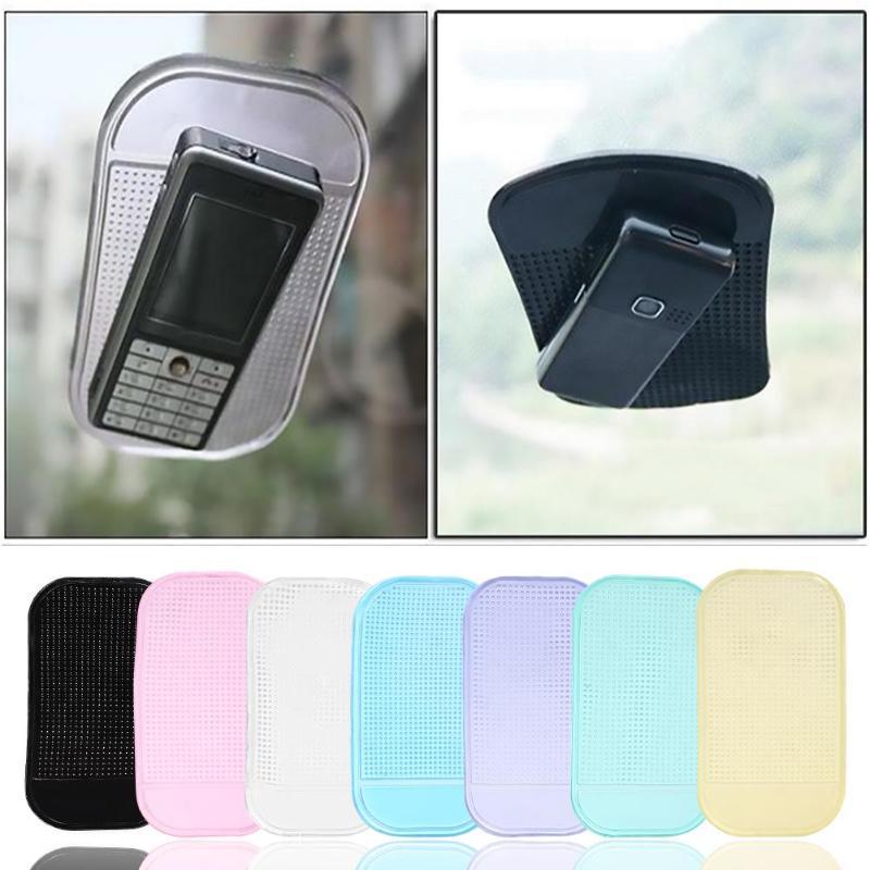 2019 magia alfombrilla antideslizante tablero antideslizante almohadilla pegajosa GPS móvil soporte para teléfono celular accesorios de Interior de coche