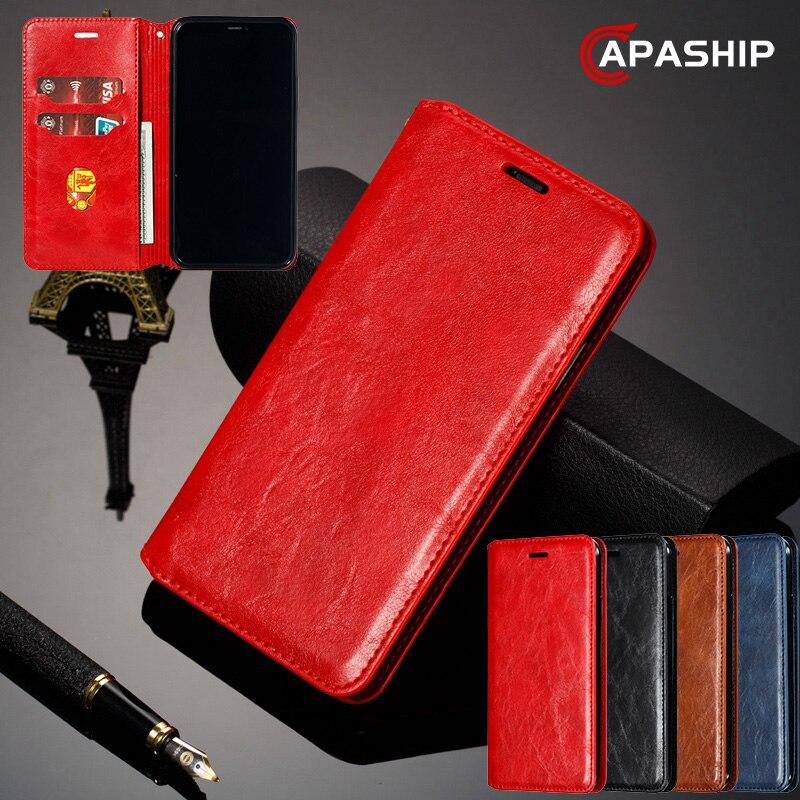 De luxe Rétro Portefeuille Flip étui pour iphone 11 Pro Pour XS Max XR X Housse En Cuir Coque Pour iphone 7 8 Plus 6 6S Sacs Daffaires