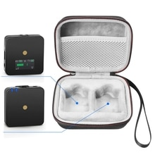 87HA Hard EVA Carrying Storage Bag Box Travel Case for Rode Wireless GO Microphone