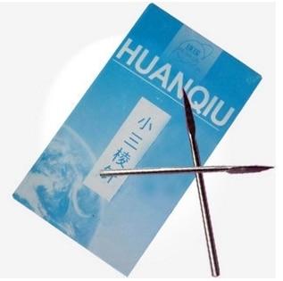 free shipping Trigonous needle three edge acupuncture needles diameter 5 pcs 1.6 mm*65 mm ,5 pcs 2.6 mm *65 mm  free shipping