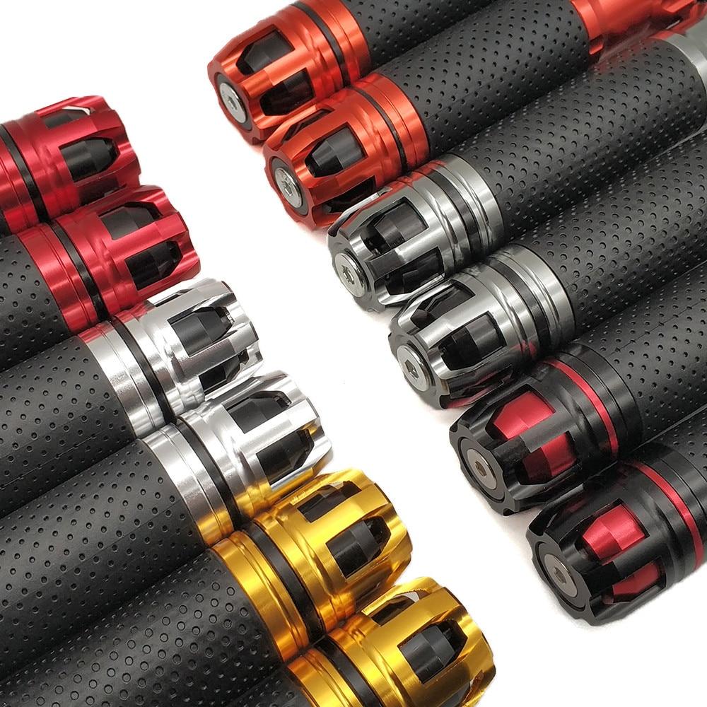 "Para Kawasaki kx 450 f KLX125 KLX250 KDX125 KDX250 manillar Universal para motocicleta extremos manillar de carreras CNC 22mm 7/8"""