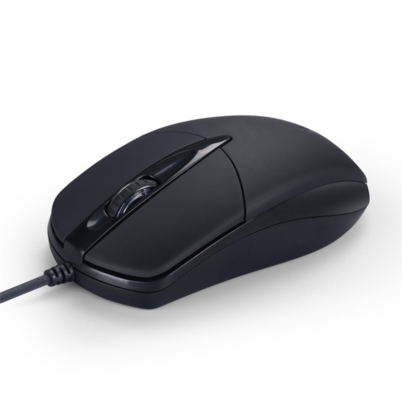 Universal USB Wired Mouse for Business Home Office Gaming Optical 1200DPI Mouse for PC Laptop 1.3M Cable USB Mice