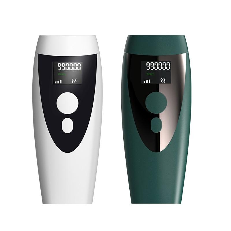 Ipl Epilator 900000 Flash Electric Hair Remover Permanent Painless Whole Body Hair Removal Eu Plug
